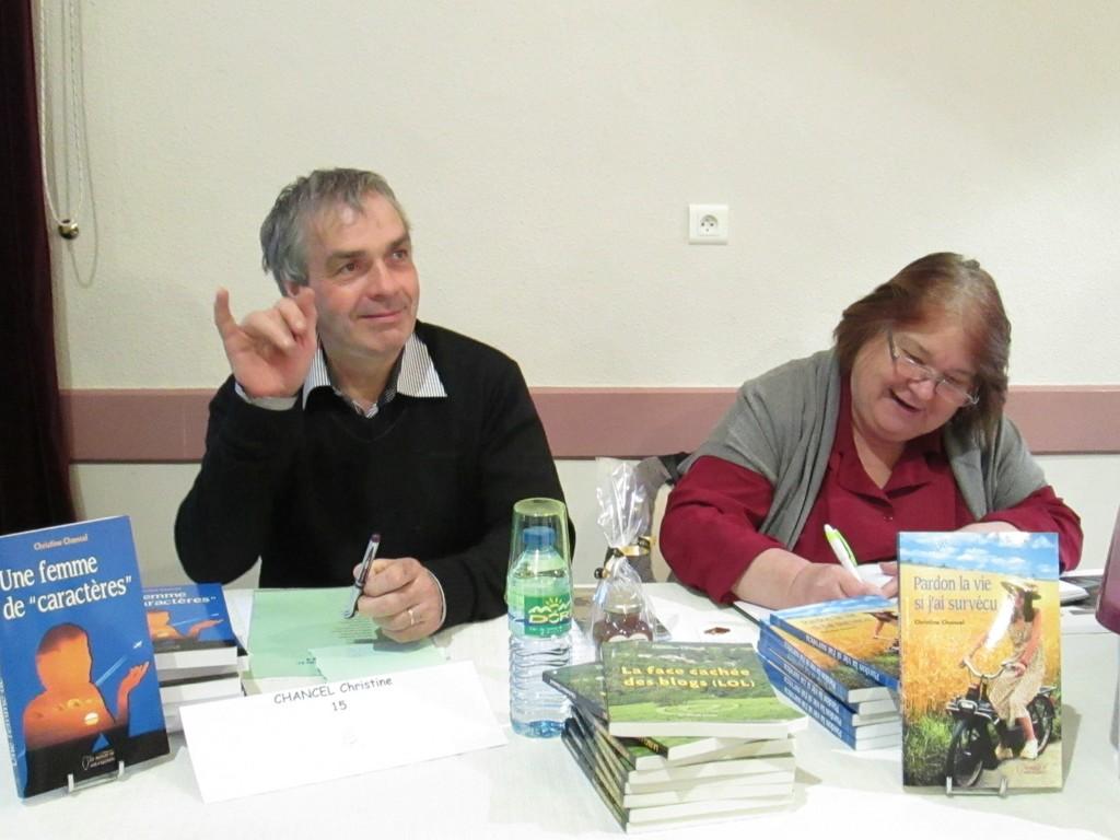 On s'amuse ! Annie et Gérard Pelletier, partenaires de l'Andra et propriétaires du Château de la Mothe de Vicq (03)