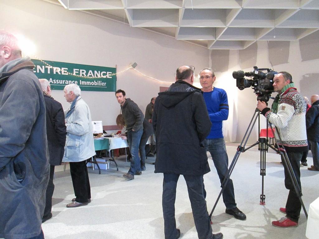 Télévision FR 3 Auvergne