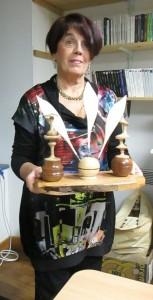 Françoise Pothier, membre du jury